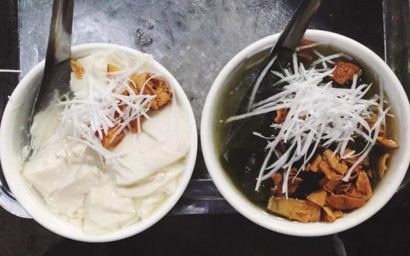 địa điểm ăn vặt ở Hà Nội