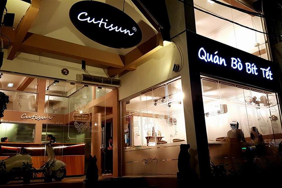 nhà hàng ở quận Tây Hồ Hà Nội