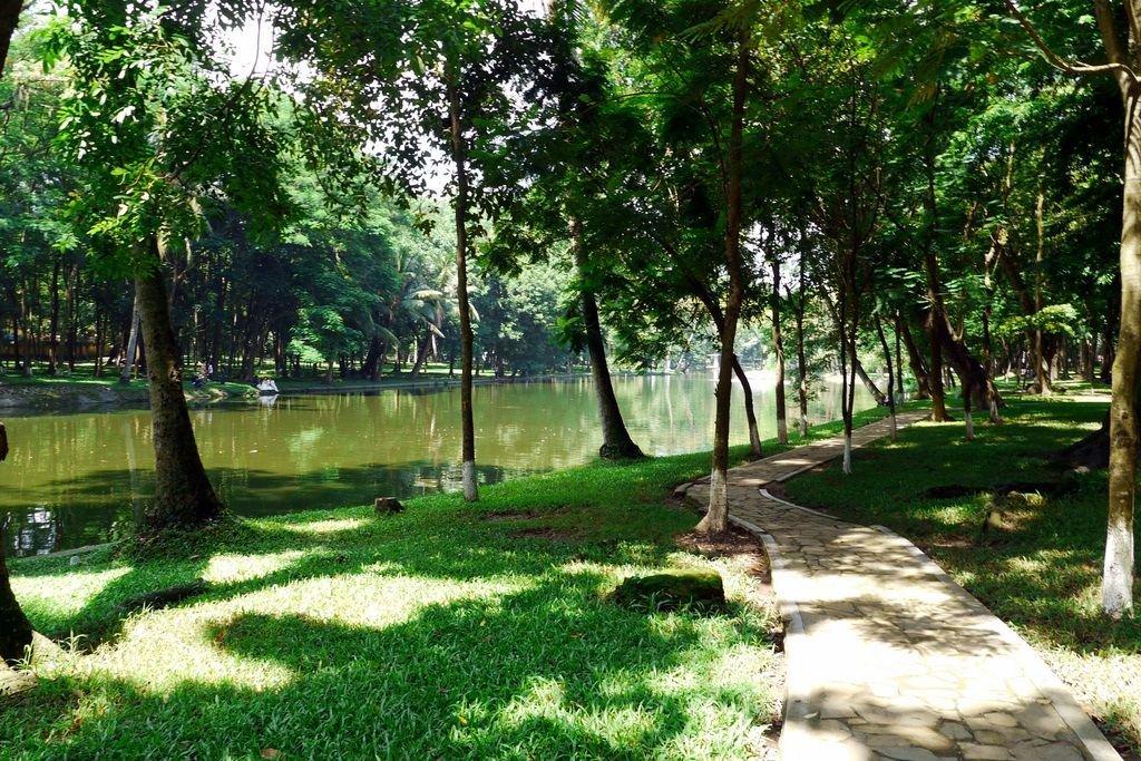 công viên vui chơi ở Hà Nội