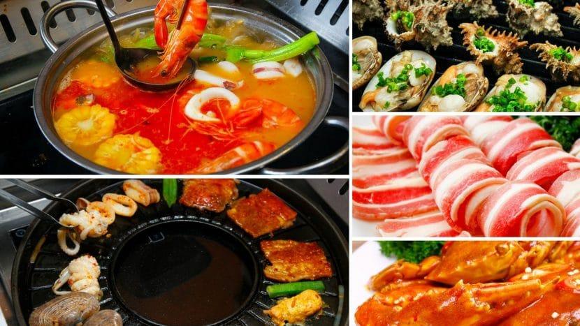 nhà hàng hải sản ở Hà Nội