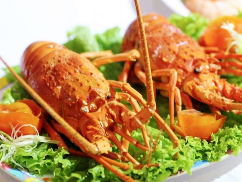 nhà hàng tôm hùm ở Hà Nội