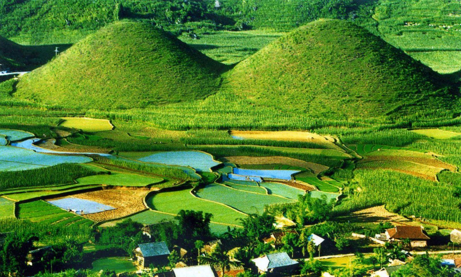 cảnh đẹp ở Sóc Sơn Hà Nội