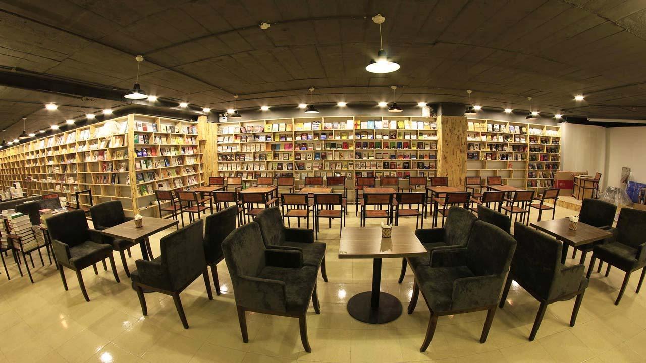 quán cafe sách ở Hà Nội