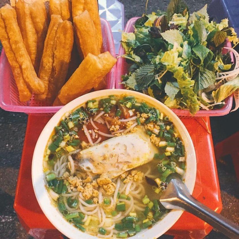 quán ăn đêm Hà Nội