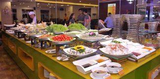 nhà hàng buffet ở Hà Nội