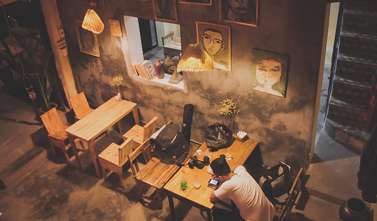 quán cafe đẹp ở quận Thanh Xuân Hà Nội