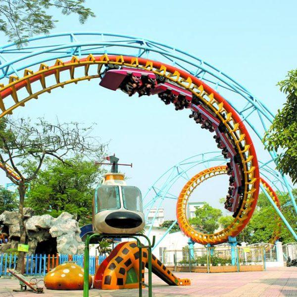 công viên nước ở Hà Nội