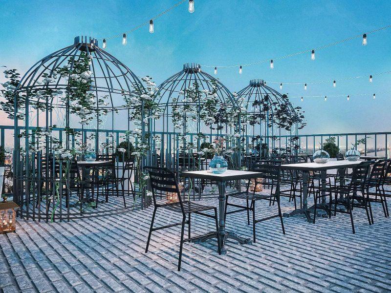 quán cafe check in đẹp Hà Nội