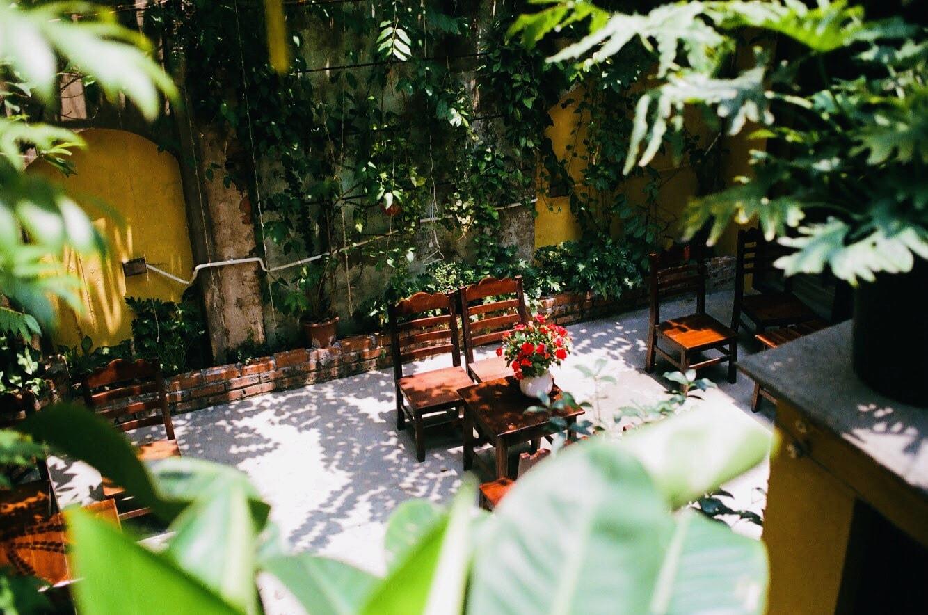 những quán cafe cổ nhất Hà Nội