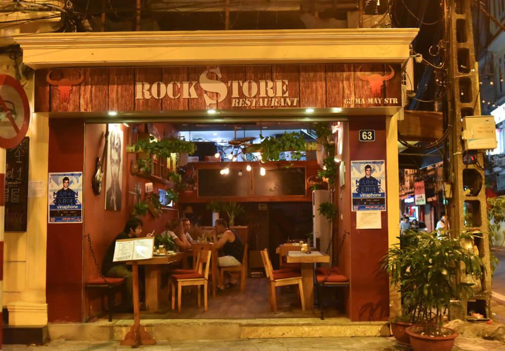 bar hà nội trung tâm phố cổ