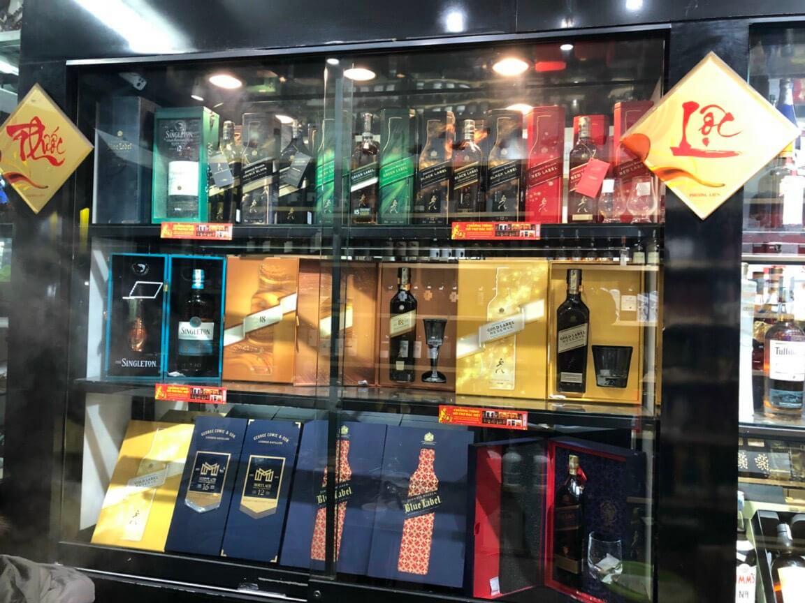 Cửa Hàng Bán Rượu Tại Hà Nội
