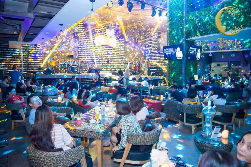 quán cafe aucostic hà nội