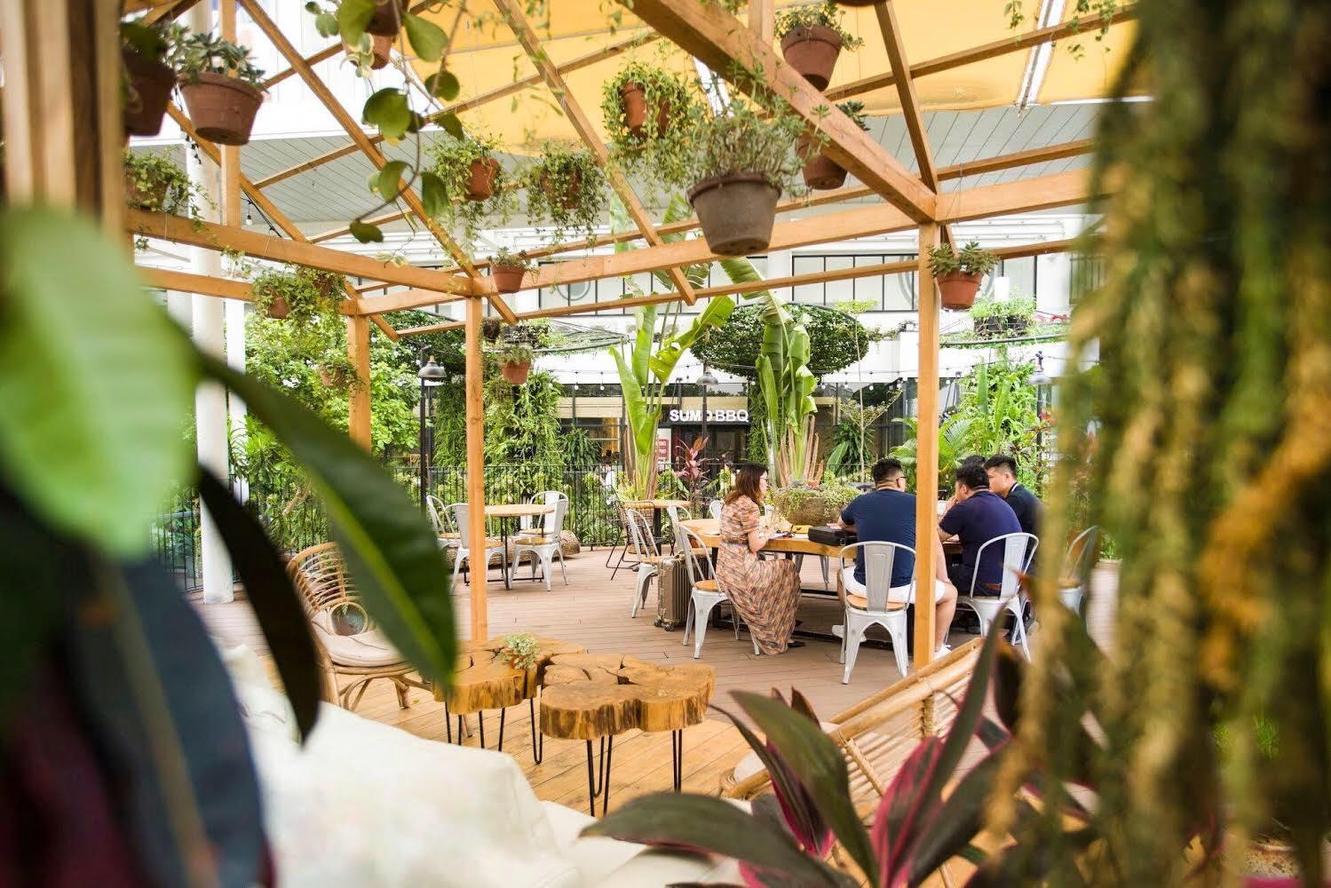 quán cafe đẹp hà nội buổi tối