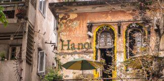 quán cafe hà nội cổ
