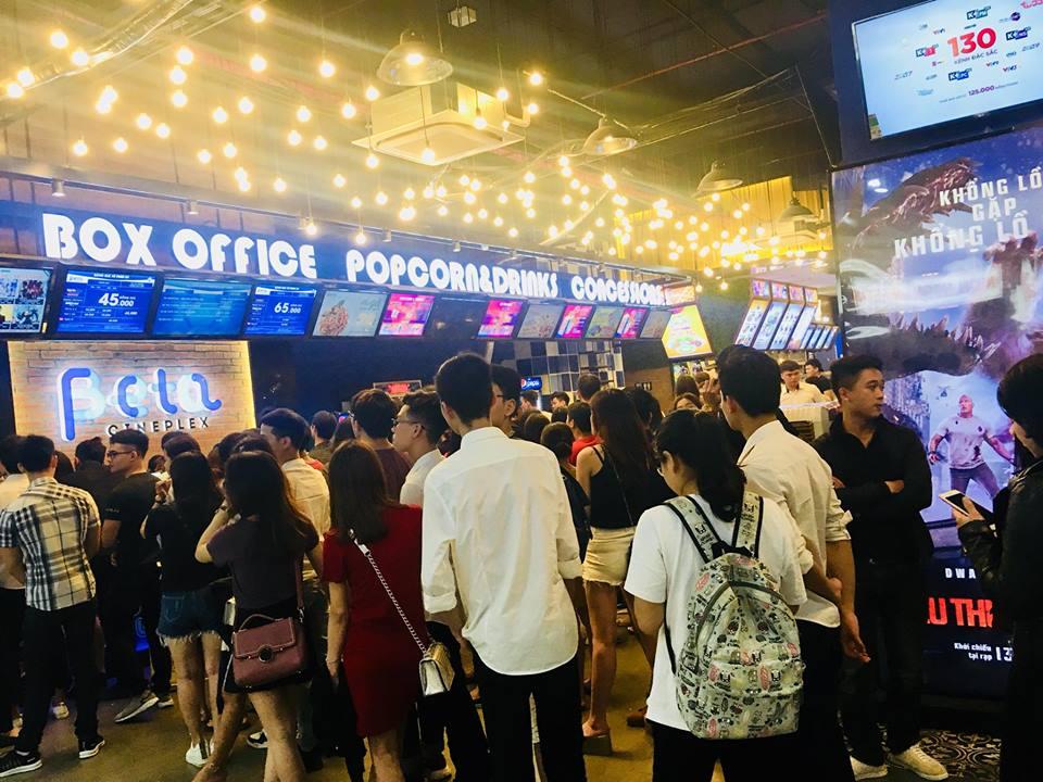 rạp chiếu phim quận Thanh Xuân hà nội