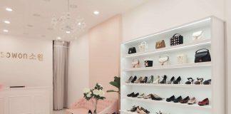 shop giày dép ở Hà Nội