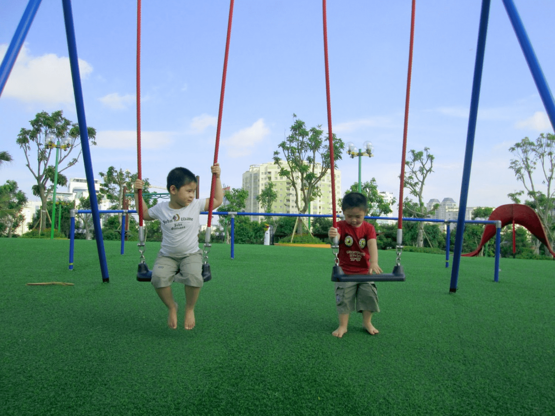 công viên ở hà nội đẹp