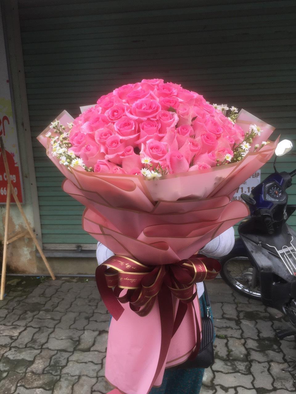 hoa tươi tại Nét Việt