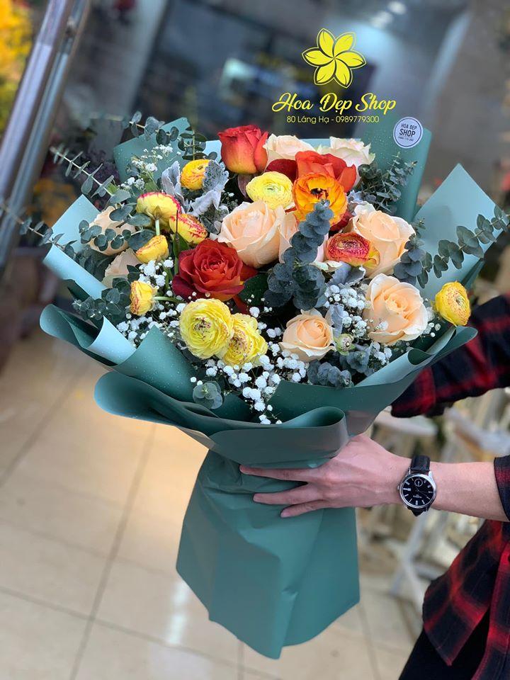 Hoa đẹp shop
