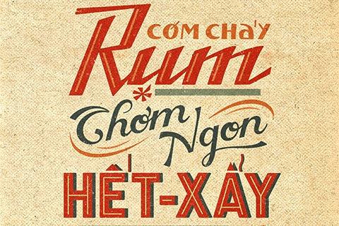 Cơm cháy Sài Gòn ở Hà Nội
