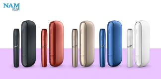 Thuốc lá điện tử IQOS 3.0 DUO Nhật New