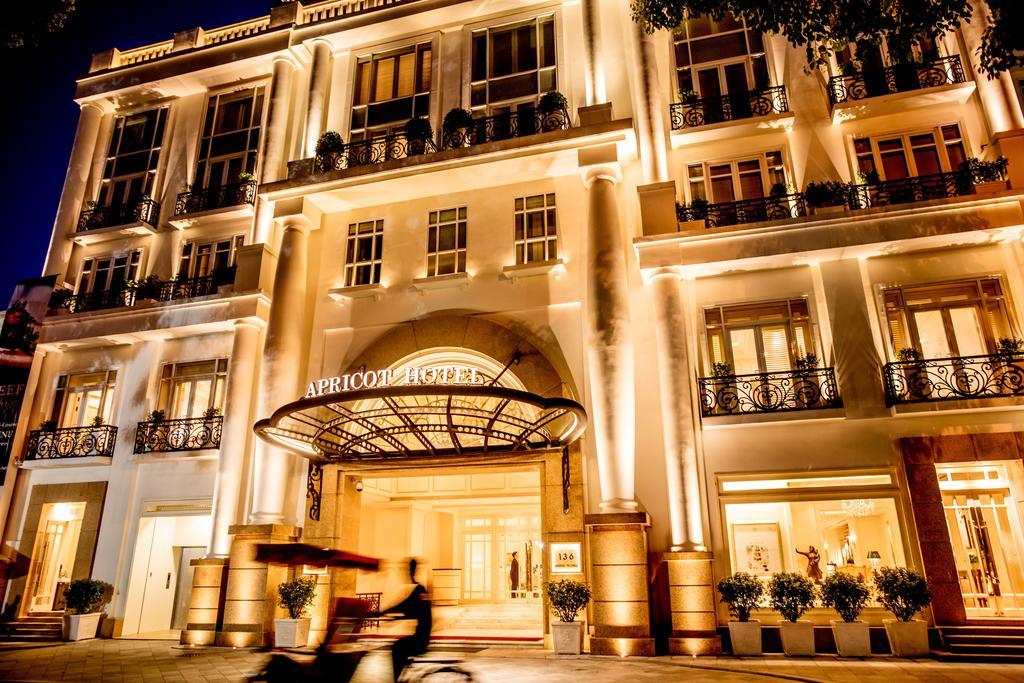 Khách sạn 5 sao ở phố cổ Hà Nội