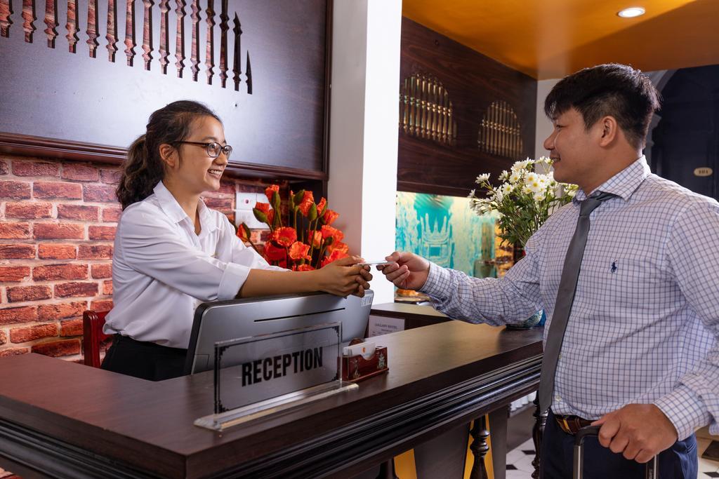 Khách sạn Hà Nội gần hồ Hoàn Kiếm