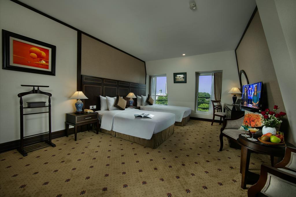 Khách sạn Hà Nội phố cổ