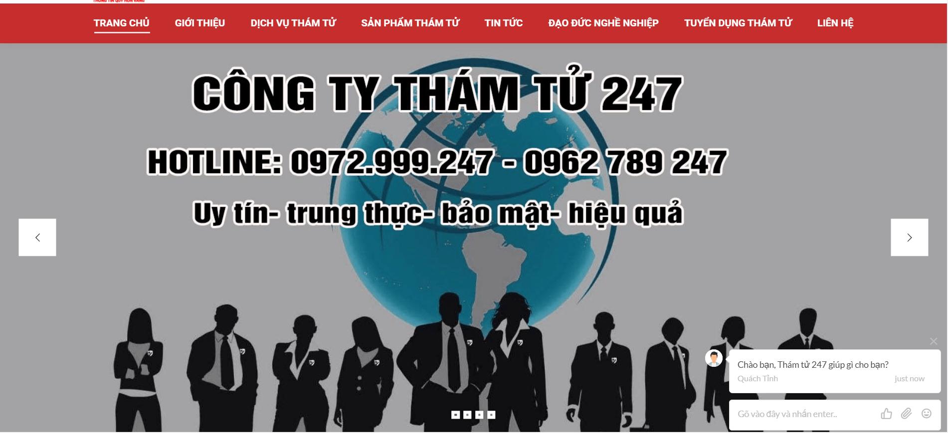 Thám tử 247 Hà Nội