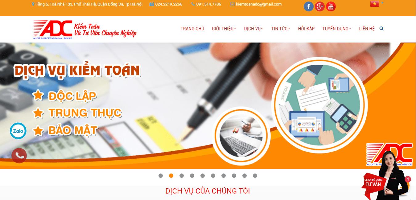 Công Ty TNHH Kiểm Toán Và Tư Vấn ADC Việt Nam