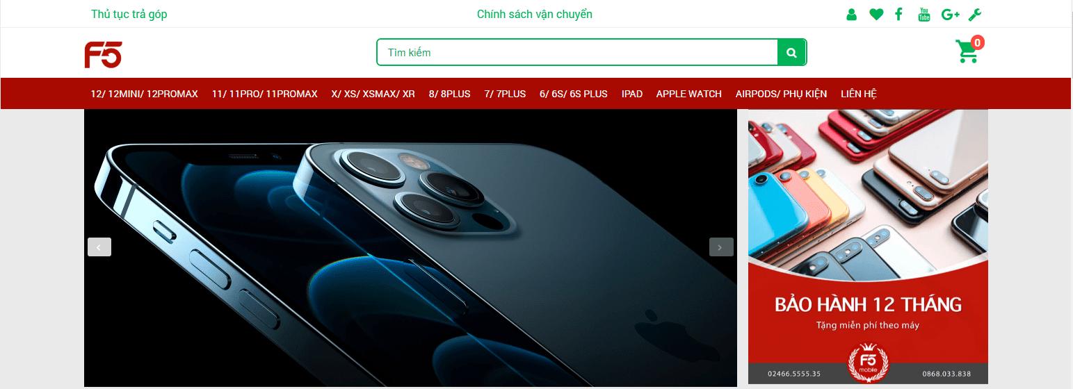 F5 Mobile