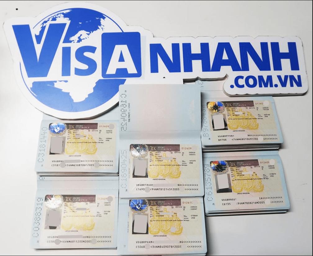 dịch vụ cung cấp visa