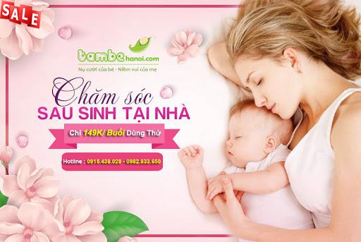 Tắm bé Hà Nội