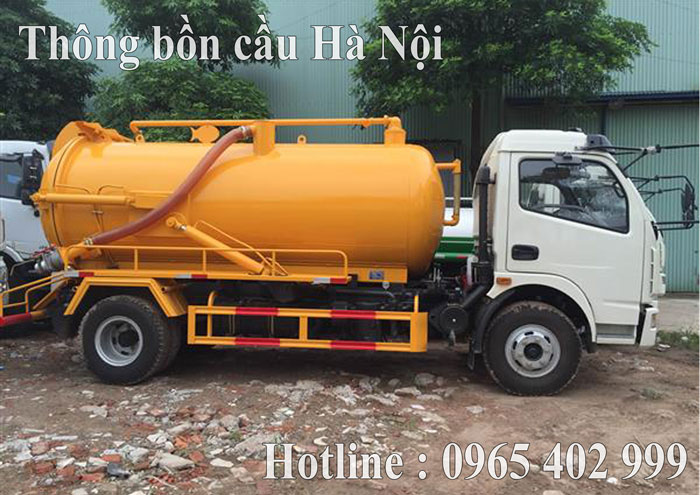 Thông Tắc Cống Số 1 Tại Hà Nội