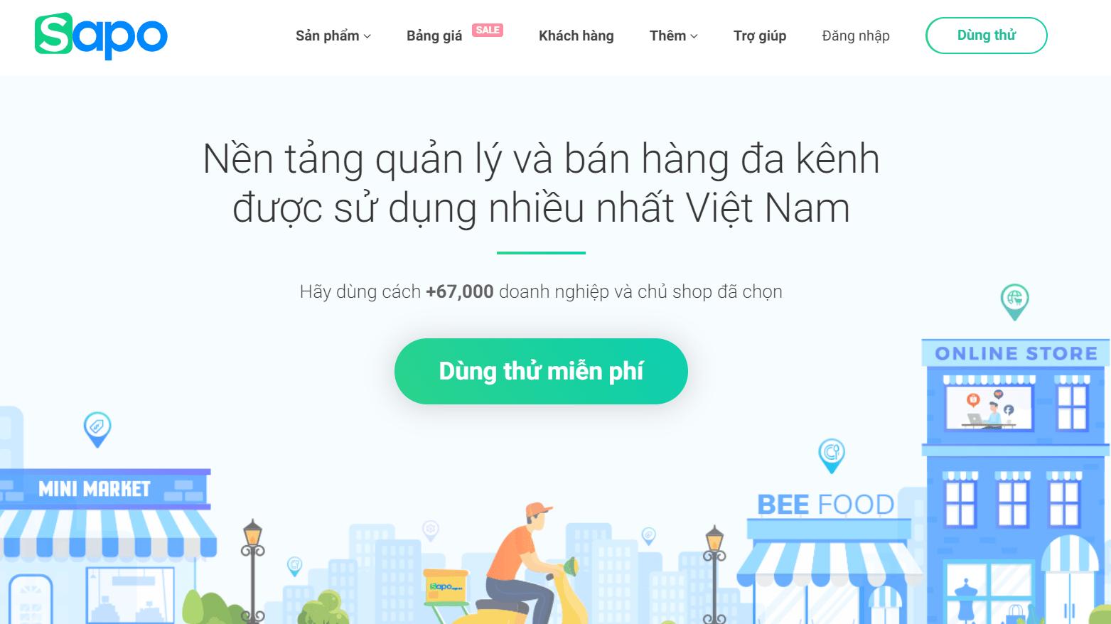 Công Ty Cổ Phần Công Nghệ SAPO Hà Nội