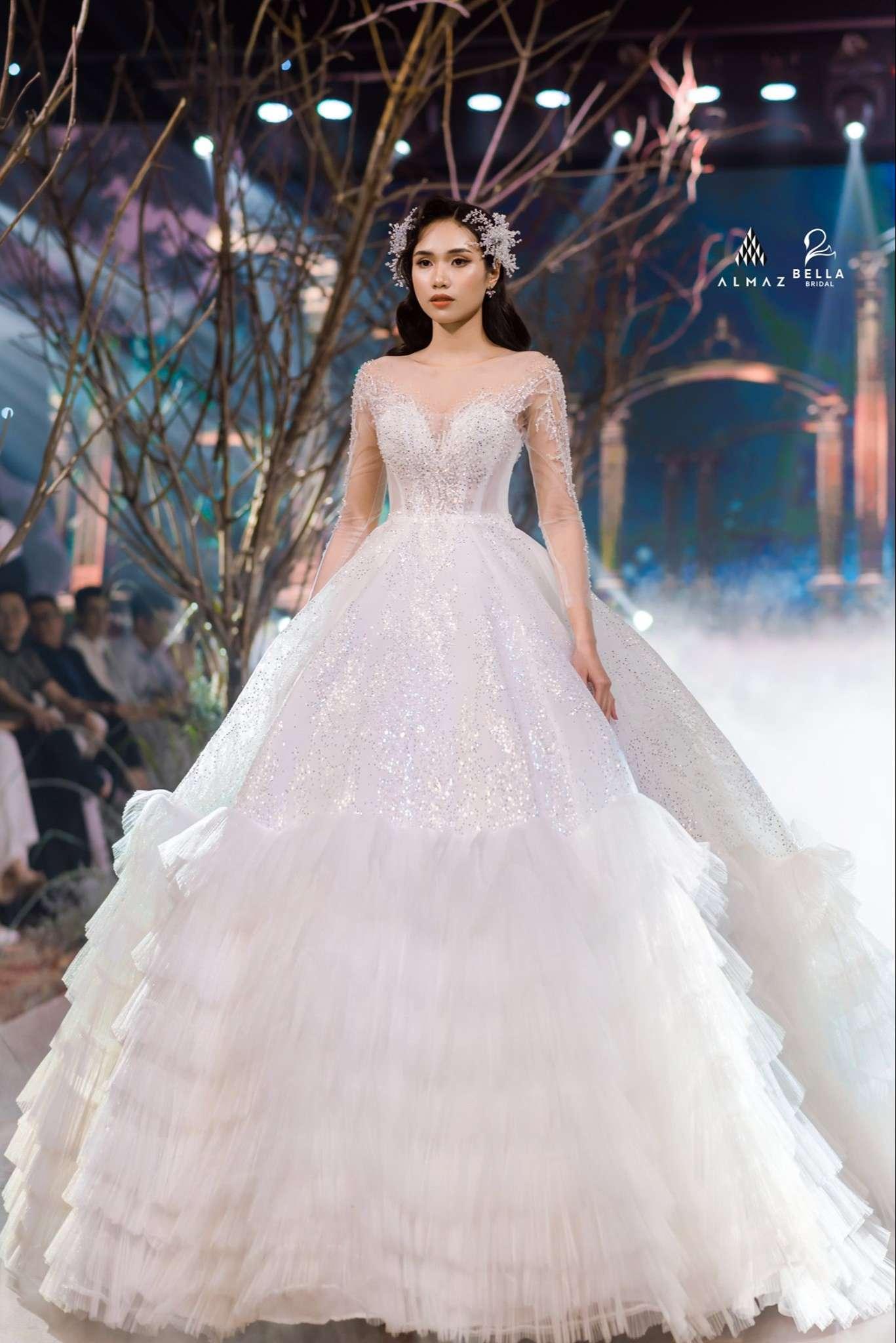 Tiệm áo cưới Hà Nội