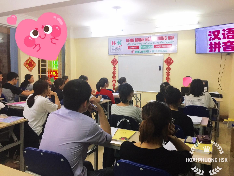 Trung tâm tiếng Trung Hà Nội