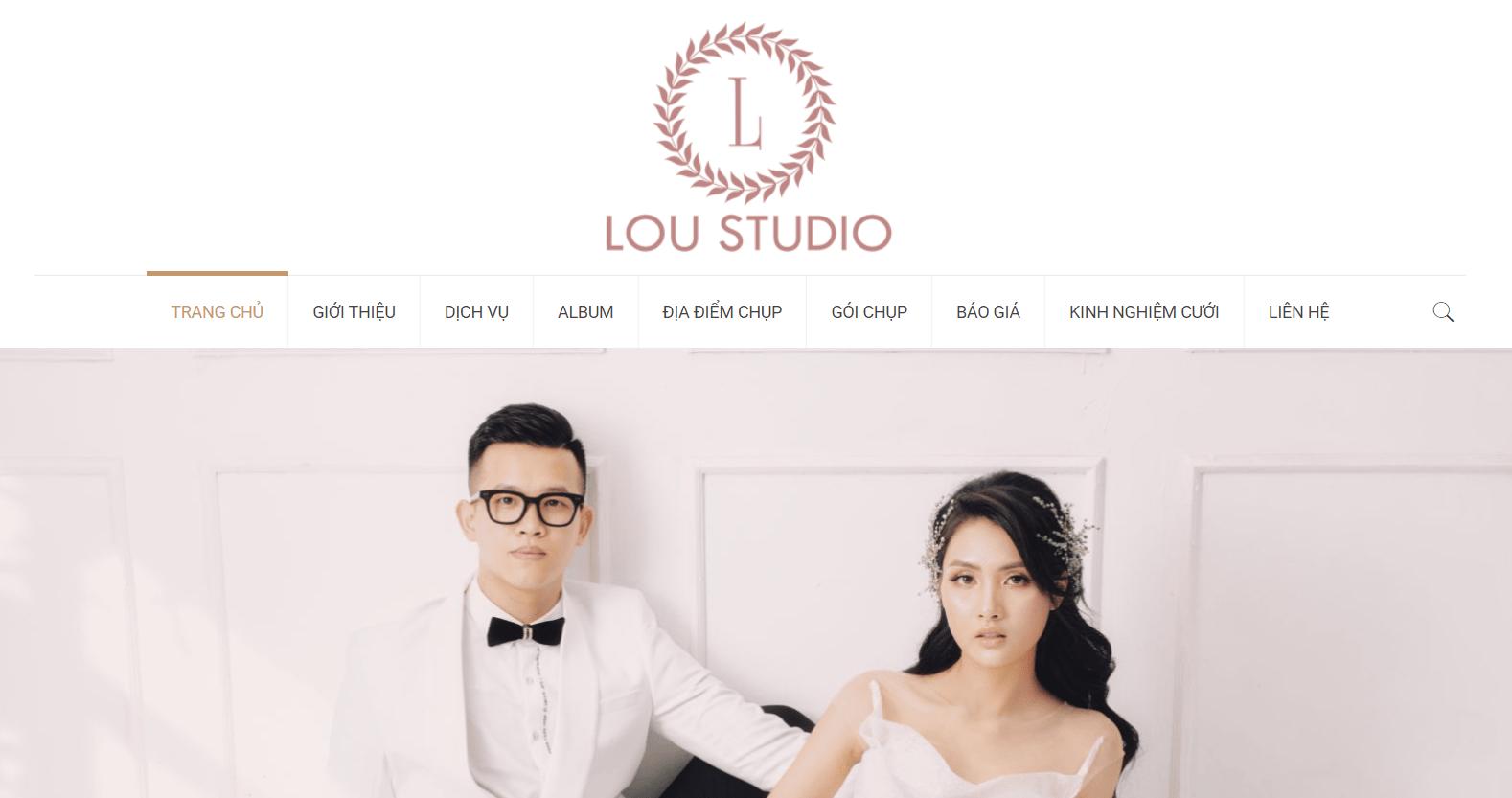 Lou Studio - Studio Chụp Ảnh Cưới Uy Tín Tại Hà Nội