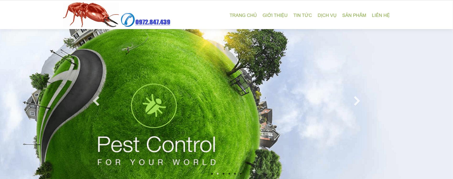 dịch vụ phun muỗi Hà Nội