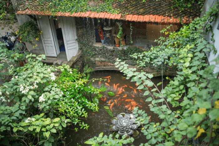 homestay gần Hà Nội đẹp
