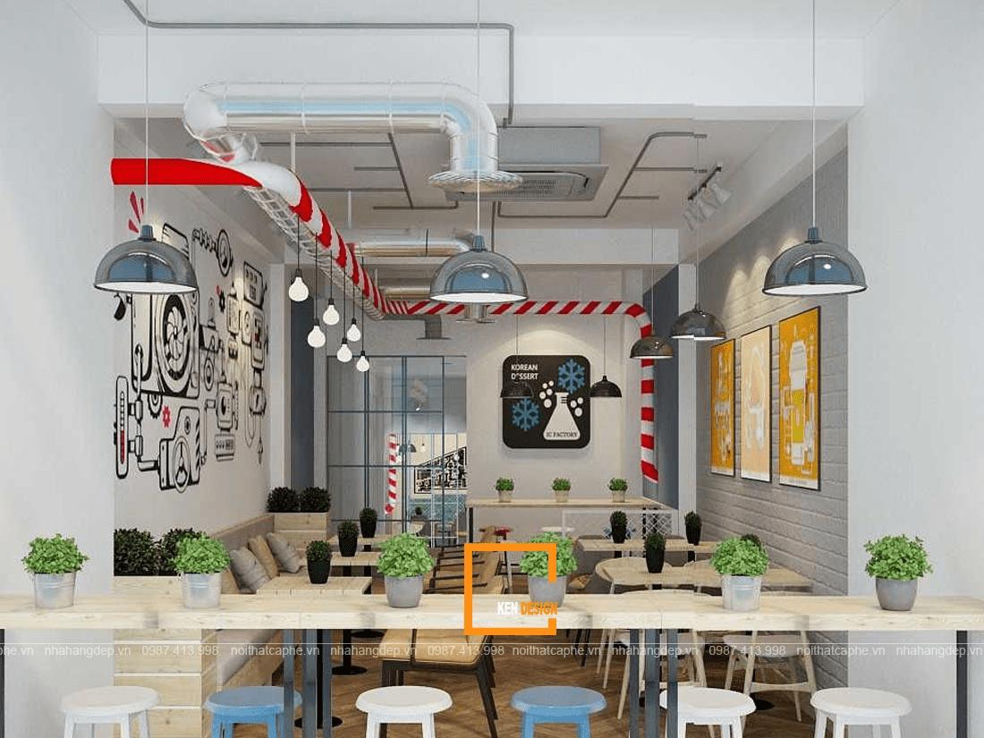cửa hàng cafe