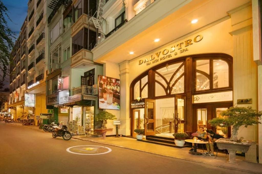 khách sạn hà nội cho cặp đôi