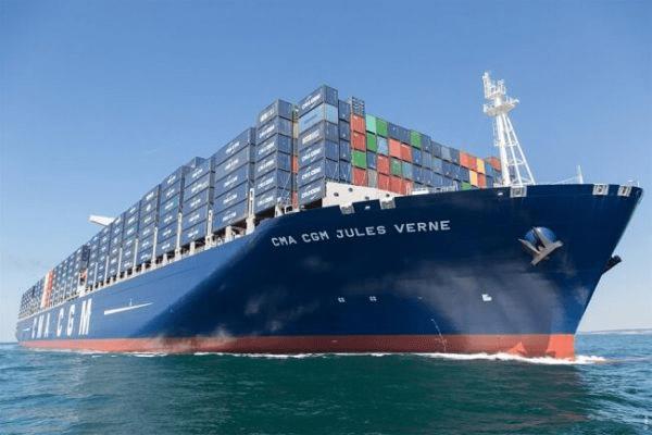 vận chuyển hàng hóa quốc tế bằng đường biển
