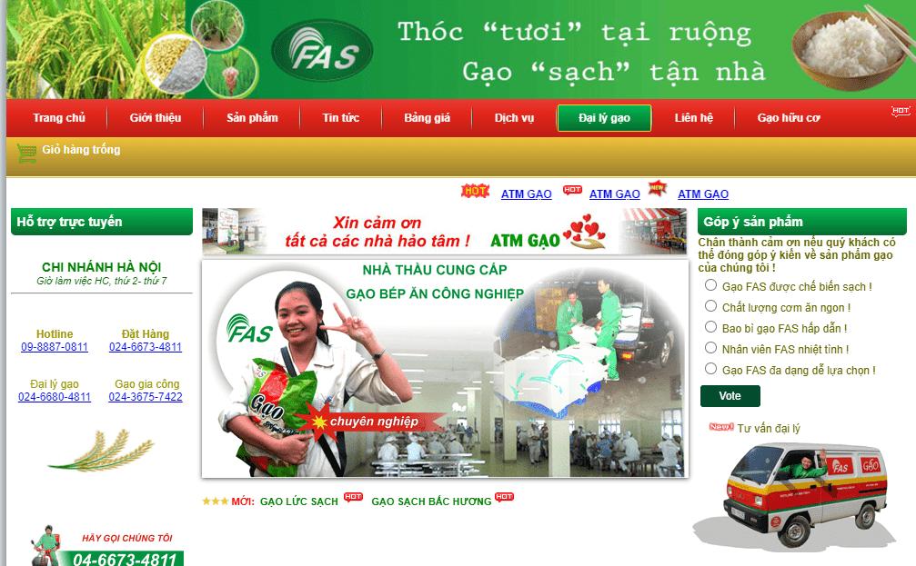 FAS Việt Nam