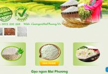 đại lý gạo Hà Nội