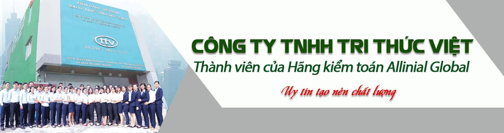 Công Ty TNHH Tri Thức Việt