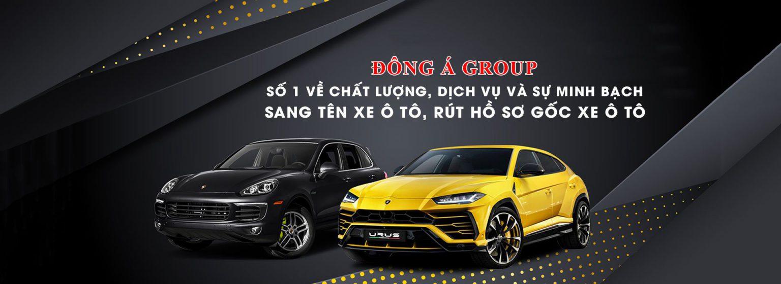 Dịch vụ sang tên xe ô tô tại Hà Nội