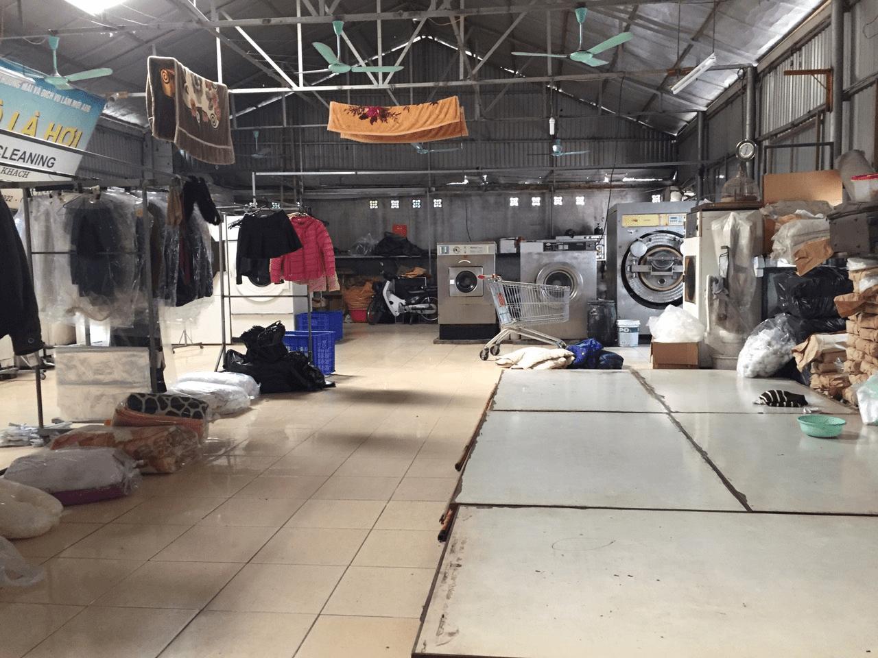 Giặt ủi Hà Nội