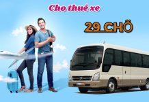 xe du lịch giá rẻ