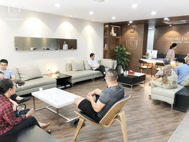 Viện Công Nghệ Nha Khoa Thẩm Mỹ Shinbi Dental